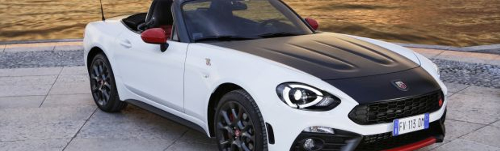 The New Abarth Spider